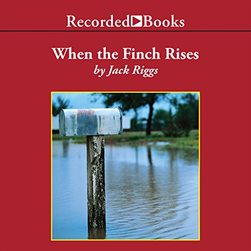 When the Finch Rises audiobook cover art