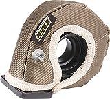 Design Engineering 010140 T3 Titanium Turbo Shield - Custom Fit Turbo Blanket, 19' x 2.5'