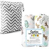 Spannbettlaken für Babybett Kinderbett Kinder und Baby Spannbetttuch