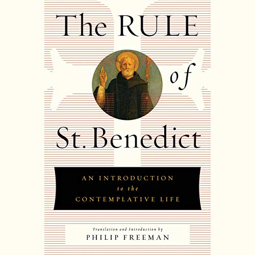 The Rule of St. Benedict cover art