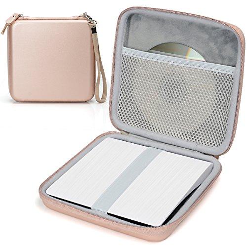 Ultra Slim Case for USB3.0, 2.0 External CD DVD Drive Burner for Cocopa, VersionTech, ZSTBT, LG8X, Dell DW316, Gipow, ROOFULL, Blingco, Havanda, JOKDEER, Aooking Tech, VicTsing, KINDEN