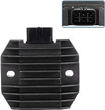 ECCPP Voltage Regulator Rectifier Fit for 1999-2004 Yamaha Road Star 2000 Yamaha Road Star MM 1999-2002 Yamaha V Star 1100 1998-2000 Yamaha V Star 650 5BN-81960-00-00 Rectifier Regulator