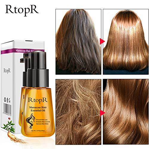 kératine brésilienne lissage thérapie huile de traitement capillaire, huile de soin des cheveux huile de soin des cheveux et du cuir chevelu pour tous les types de cheveux 35 ml