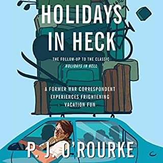 Holidays in Heck audiobook cover art