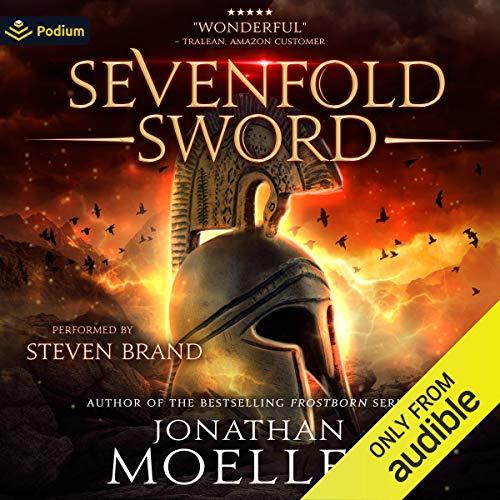 Sevenfold Sword Audiobook By Jonathan Moeller cover art