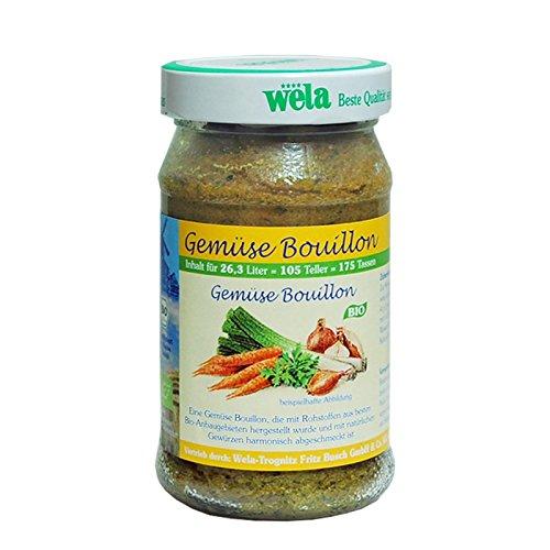 Bio Gemüse Bouillon Paste - wela