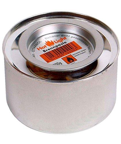 Relags Hot Light Brennpaste 200g - Gelierter Brennspiritus