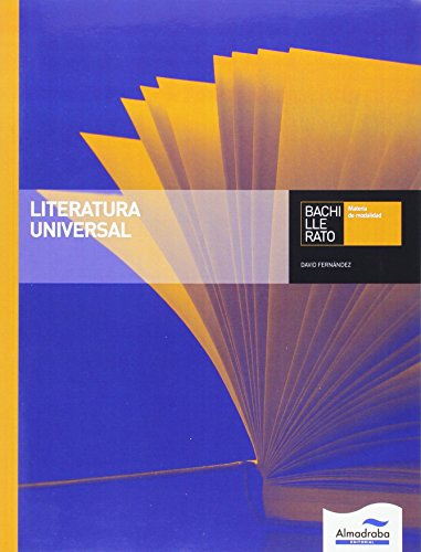 Literatura universal (Libros de texto) - 9788483089293