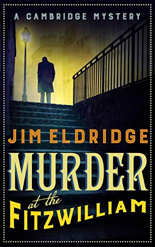 Murder at the Fitzwilliam (Museum Mysteries)