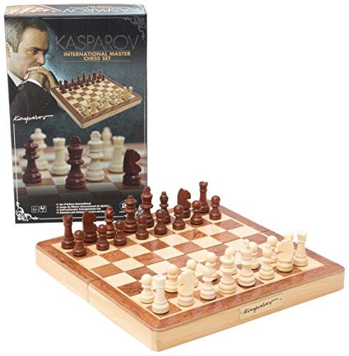 France Cartes - Kas007 - Jeu D'échecs - Coffret - Kasparov - 29 Cm