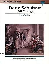 Franz Schubert - 100 Songs: The Vocal Library