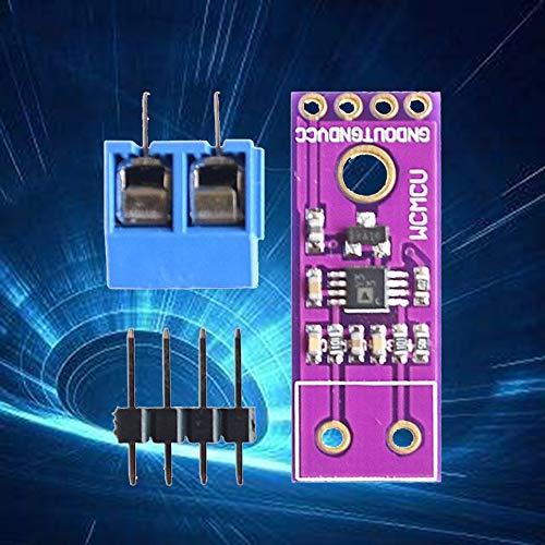 Emilyisky AD8495 Armz Termopar térmico Amplificador Módulo de precisión de Salida analógica K púrpura
