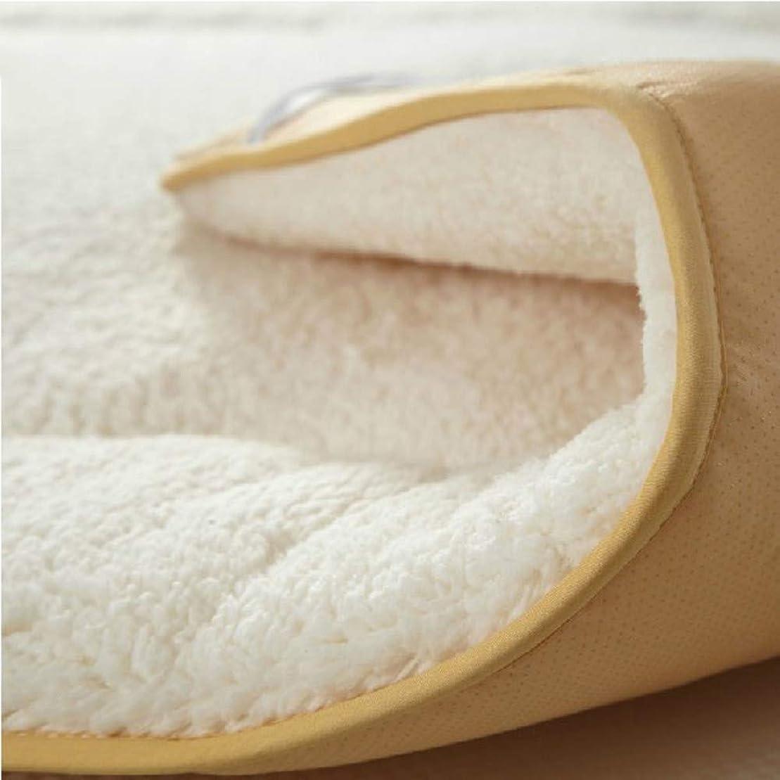 領収書仕出します費用厚い 暖かい マットレス,折り畳み式 ソフト ベットマットレス 畳マット スリップ 寝 畳床 伝統的です シングルまたはダブル マットレス パッド-a 1.35*2m(4.5inch)
