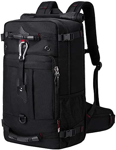 KAKA Travel Backpack Carry On Backpack Durable Convertible Duffle Bag Fit for 19 3 Inch Laptop product image
