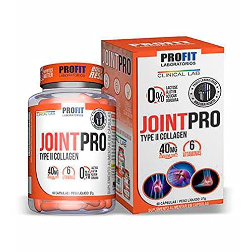 Joint Pro Type II Collagen - 60 Cápsulas - Profit, PROFIT LABORATÓRIO