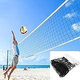 SPORTS Stile Universale 9.5x1m Pallavolo Netto rilevante Beach Volleyball Net