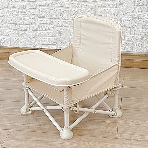N / B Silla de Comedor Infantil para niños, sillas Plegables de...