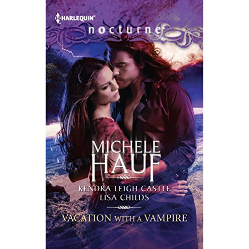 Vacation with a Vampire audiobook cover art