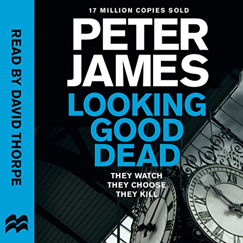 Looking Good Dead cover art