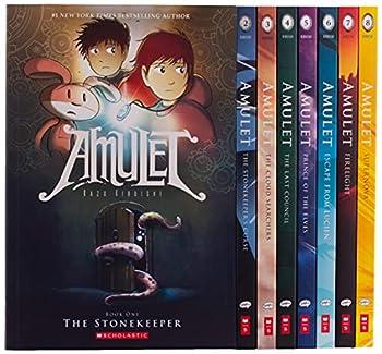 Best amulet book Reviews