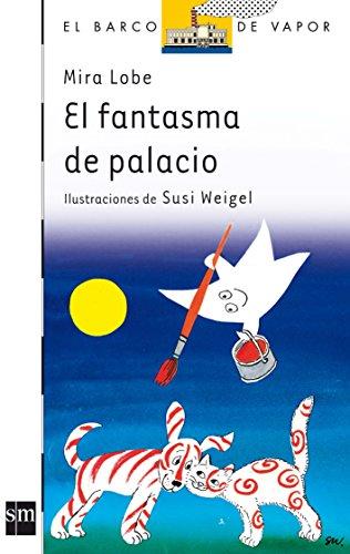 El fantasma de palacio: 5 (El Barco de Vapor Blanca)