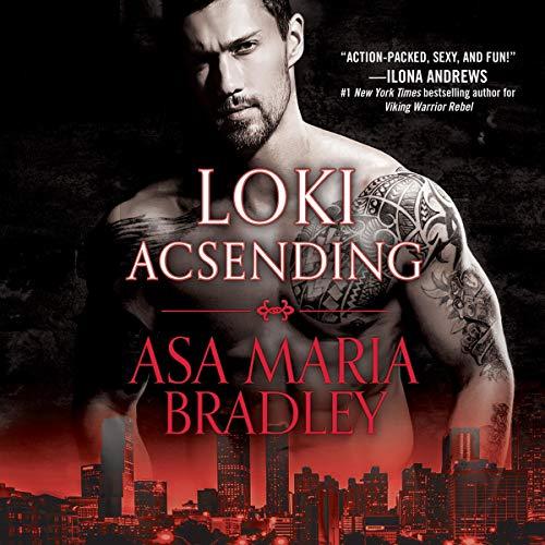 Loki Ascending  By  cover art