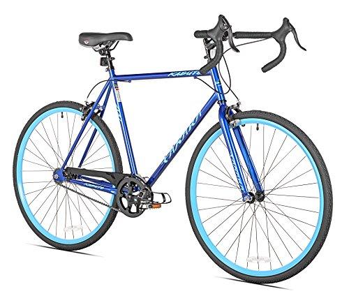 Takara Kabuto Single Speed Road Bike, Blue, Large/58cm