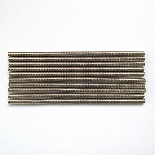 KUNPENG # KP-BS-B-289-9N 10 pièces fil de printemps bas 9 aiguilles pour machine à broder chinoise Tajima