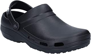 Crocs Specialist ll Vented Lightweight Slip On Clog Shoes Mens