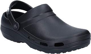 Crocs Specialist ll Vented Lightweight Slip On Clog Shoes Mens