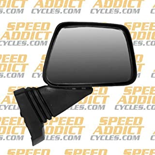 EMGO OEM Replacement Mirror for Honda GL1200 Right Side (20-87051)