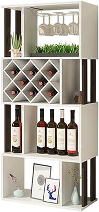 Amazon.it: mobile bar per casa - Porta bottiglie da vino / Porta ...