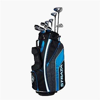 Callaway STRATA Men's Golf Packaged Set (16-piece set)