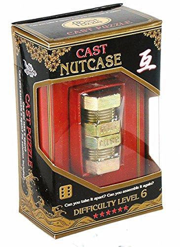 Cast Nutcase Puzzle: poziom 6