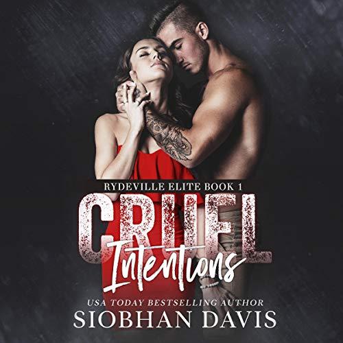 Cruel Intentions audiobook cover art