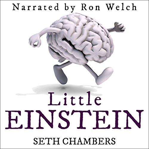 Little Einstein audiobook cover art