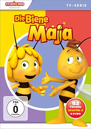 Die Biene Maja - Staffel 2 Komplettbox (8 DVDs)