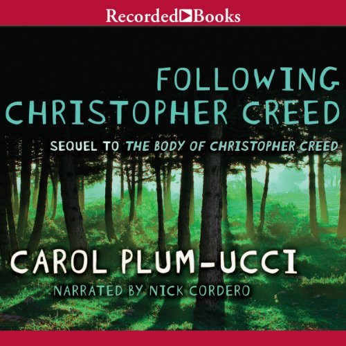 Following Christopher Creed audiobook cover art
