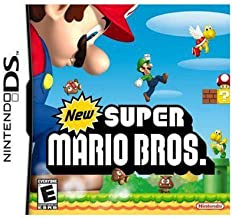 New Nintendo New Super Mario Bros. Action/Adventure Game Complete Product 1 User Nintendo Ds