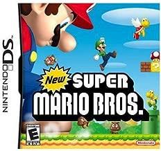 New Nintendo New Super Mario Bros. Action/Adventure Game Complete Product 1 User Nintendo Ds
