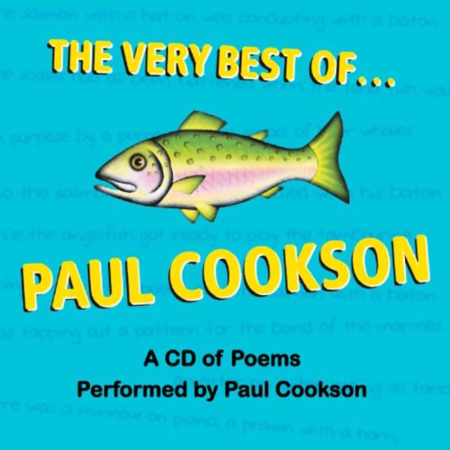 The Very Best of Paul Cookson cover art