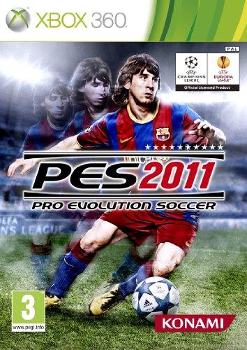 Pro Evolution Soccer 2011 [UK Import]