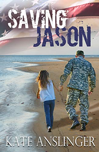 Saving Jason by Kate Anslinger ebook deal