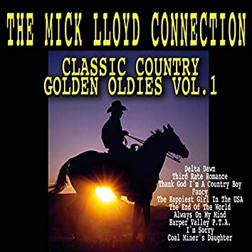 Classic Country Golden Oldies (Vol. 1)