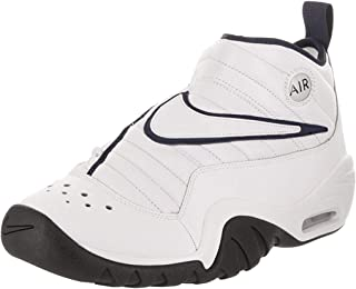 Nike Air Shake NDestrukt White/White-Midnight Navy (9.5 D(M) US)