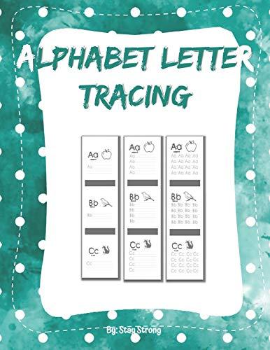 Alphabet Letter Tracing: 3 Alphabet Letter Tracing Worksheets