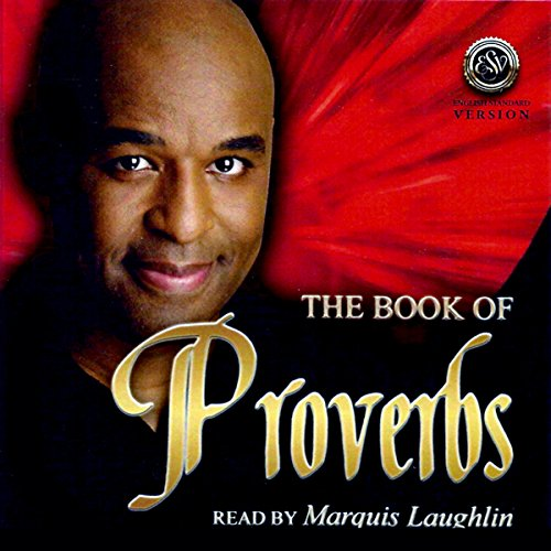 The Book of Proverbs (English Standard Version) audiobook cover art