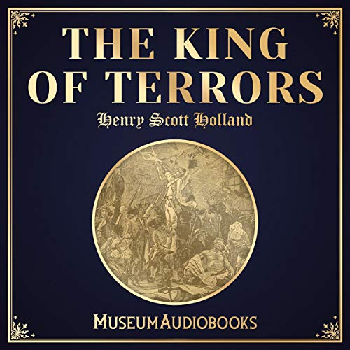 The King of Terrors audiobook cover art
