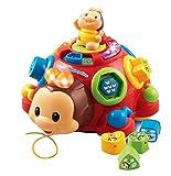 VTech Infantil–pequepatitas, Toy for Baby red