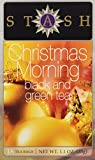Christmas Morning Black Tea (Seasonal) Stash Tea 18 Tea Bag